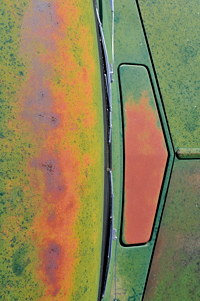 abstract photograph, abstraction, Tim Keller, wipers