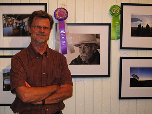 Solano Photography Exhibit, Archie, Raton, Old Pass Gallery