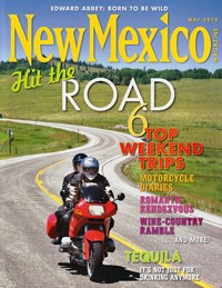 New Mexico Magazine, May 2010