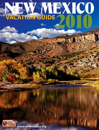 2010 New Mexico Vacation Guide