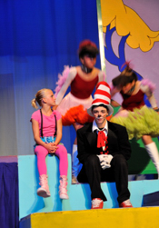 Suessical Jr. at Shuler Theater in Raton
