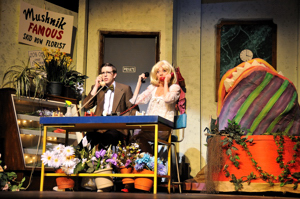 Little Shop of Horrors - Shuler Theater