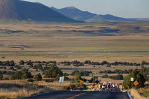 Capulin Volcano Run Around the Rim 2011