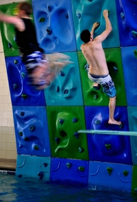 Climb & Jump - Raton Regional Aquatic Center