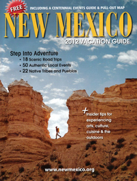 2012 New Mexico Vacation Guide