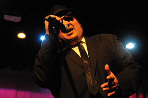 The Official Blues Brothers Revue, Shuler Theater 2012