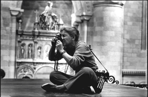 Eve Arnold, photographer