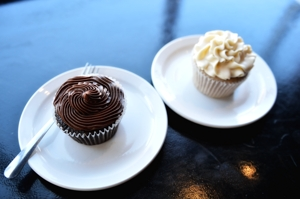 Cupcakes, Roosevelt Brewing Company, Portales NM