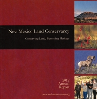 New Mexico Land Conservancy 2012 Annual Report