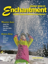 Enchantment magazine cover Winter 2014-15