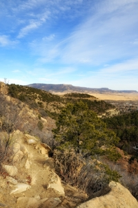 Climax Canyon Nature Trail, Raton NM