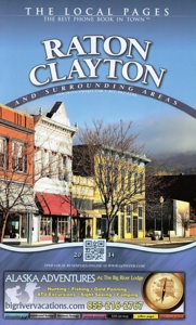 Raton Clayton Local Pages phone book 2014