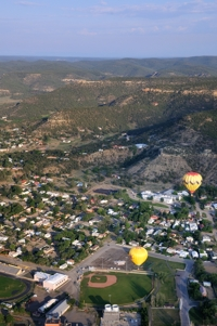 Raton Aerial View
