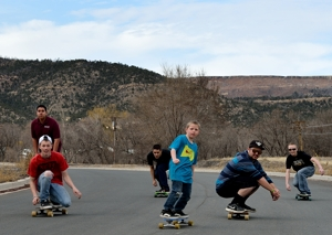 Blacktop Cobra Crew, Raton NM skateboard club