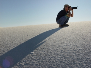 Tim Keller Photography at White Sands