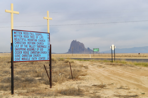 Navajo Christian Churches, Four Corners region, NM & AZ
