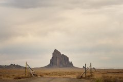 Shiprock Pinnacle by Tim Keller