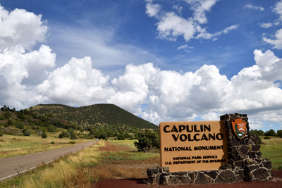 Capulin Volcano National Monument, photo by Tim Keller