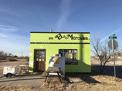 El Mercadito, Deerfield, Kansas, by Tim Keller