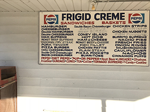 Frigid Creme, Dighton Kansas, by Tim Keller