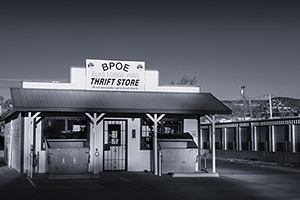 BPOE Thift Store, Raton, New Mexico