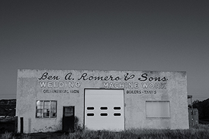 Romero & Sons Welding and Machine Shop, Raton, New Mexico, 2018