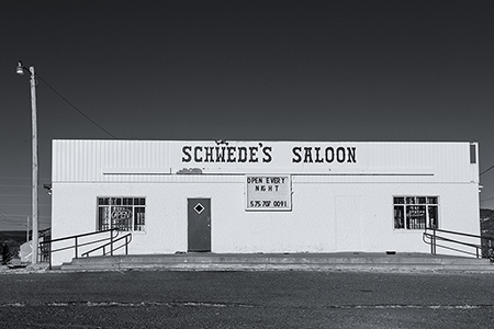 Schwede's Saloon, Raton, New Mexico 2018