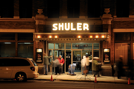 Shuler Theater, Raton, New Mexico, since 1915 - by Tim Keller