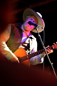 Robert Earl Keen at Red River, New Mexico
