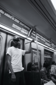 Ghost - NYC Subway