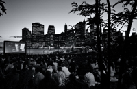 Movie Night - Brooklyn Bridge Park - Lower Manhattan