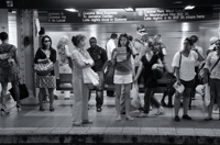 Subway Reader - The Dharma Bums