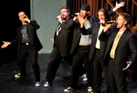 Shuler Theater, Home Free Acapella