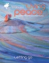 Living Peace magazine, Tim Keller cover