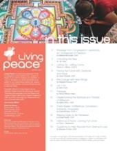 Living Peace magazine, Tim Keller photography