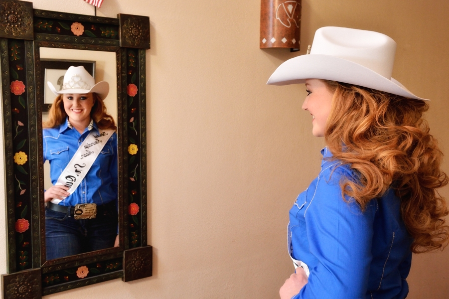 Rodeo queen essays